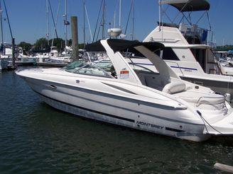 2012 Sea Ray 580 Sundancer