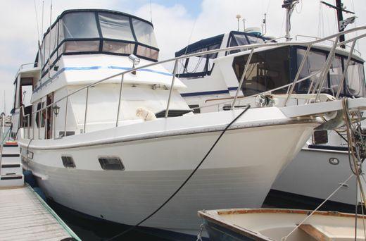 1986 Ponderosa Sundeck Trawler