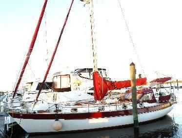 1976 Valiant - Cutter Rig Cutter Rig