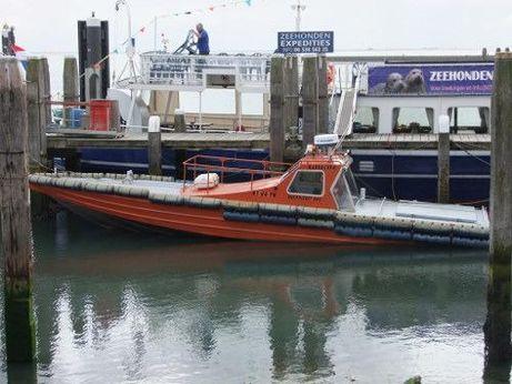 1986 Rib Intervention Salvage vessel