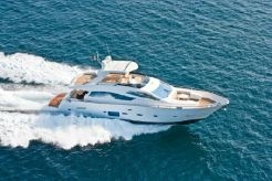 2014 Abacus Marine 78 FLY BRIDGE
