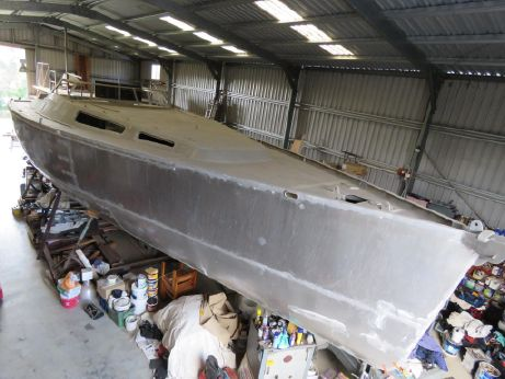 2017 Eagle 50 Cruising Yacht