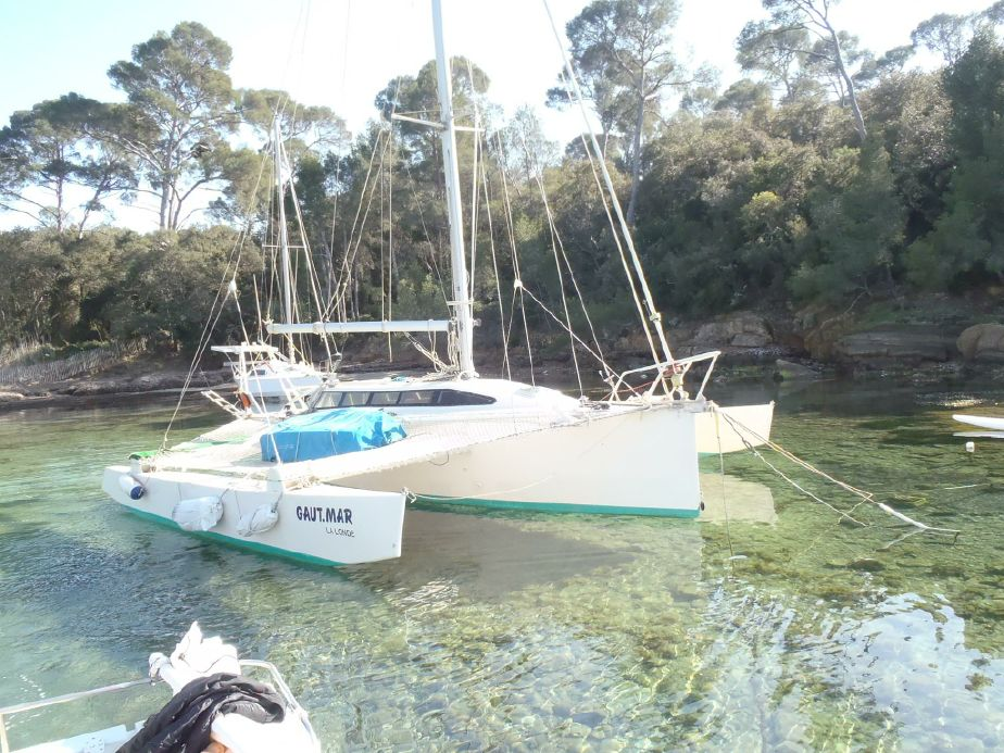 1992 Custom Alumer trimaran Sail New and Used Boats for Sale -