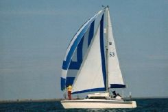 1989 Prout Sirocco 26
