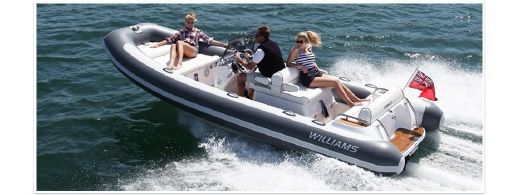 2018 Williams Jet Tenders Dieseljet 565