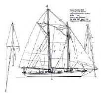 Photo of 60' Crocker Gaff Schooner