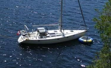 1992 Jeanneau Sun Odyssey 44