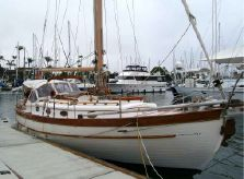 1979 Union Yacht Company Polaris 36 Cutter