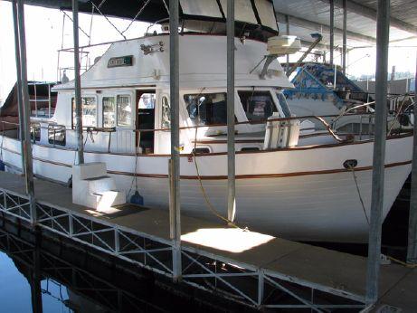 1977 Chb Trawler 40