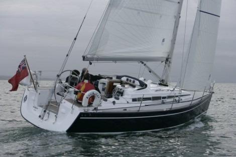 2009 Arcona 340