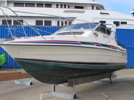 1989 Fairline Targa 27