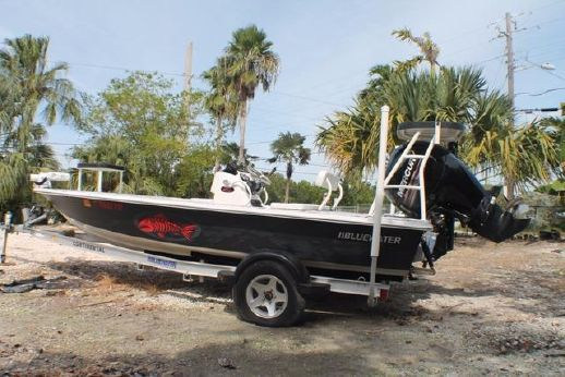 2013 Bluewater Pro Guide Flats Boat