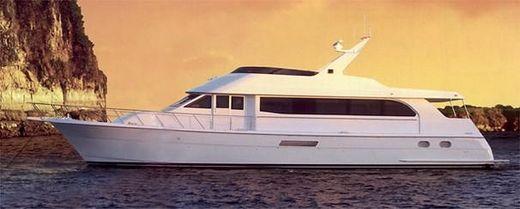 2004 Hatteras 75 Sport Deck Motor Yacht