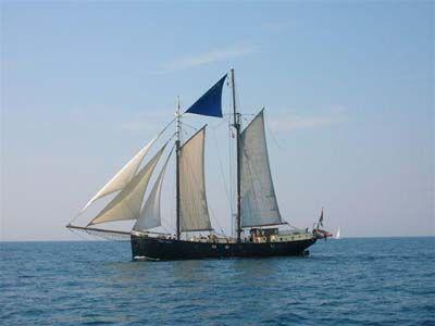 1915 Schooner Passenger vessel