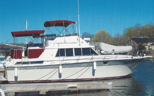 1988 Silverton Motor Yacht