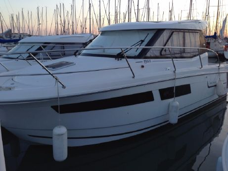 2014 Jeanneau Merry Fisher 855
