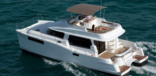 2016 Fountaine Pajot Summerland 40 LR