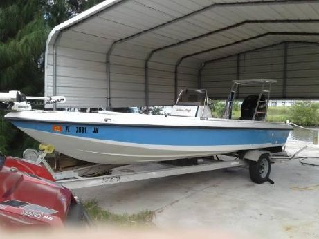 1995 Action Craft 2020 FLATSMASTER