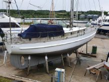 1958 Classic Wooden Yacht