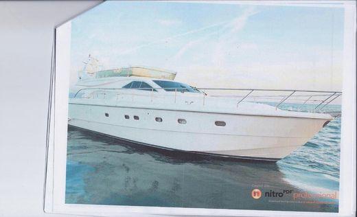 2000 Ferretti 57'