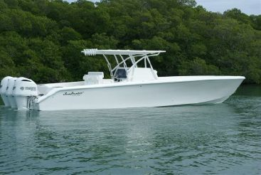2012 Seahunter Center Console