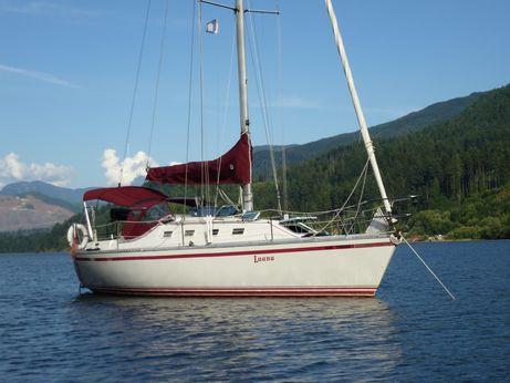 1985 Canadian Sailcraft CS 30