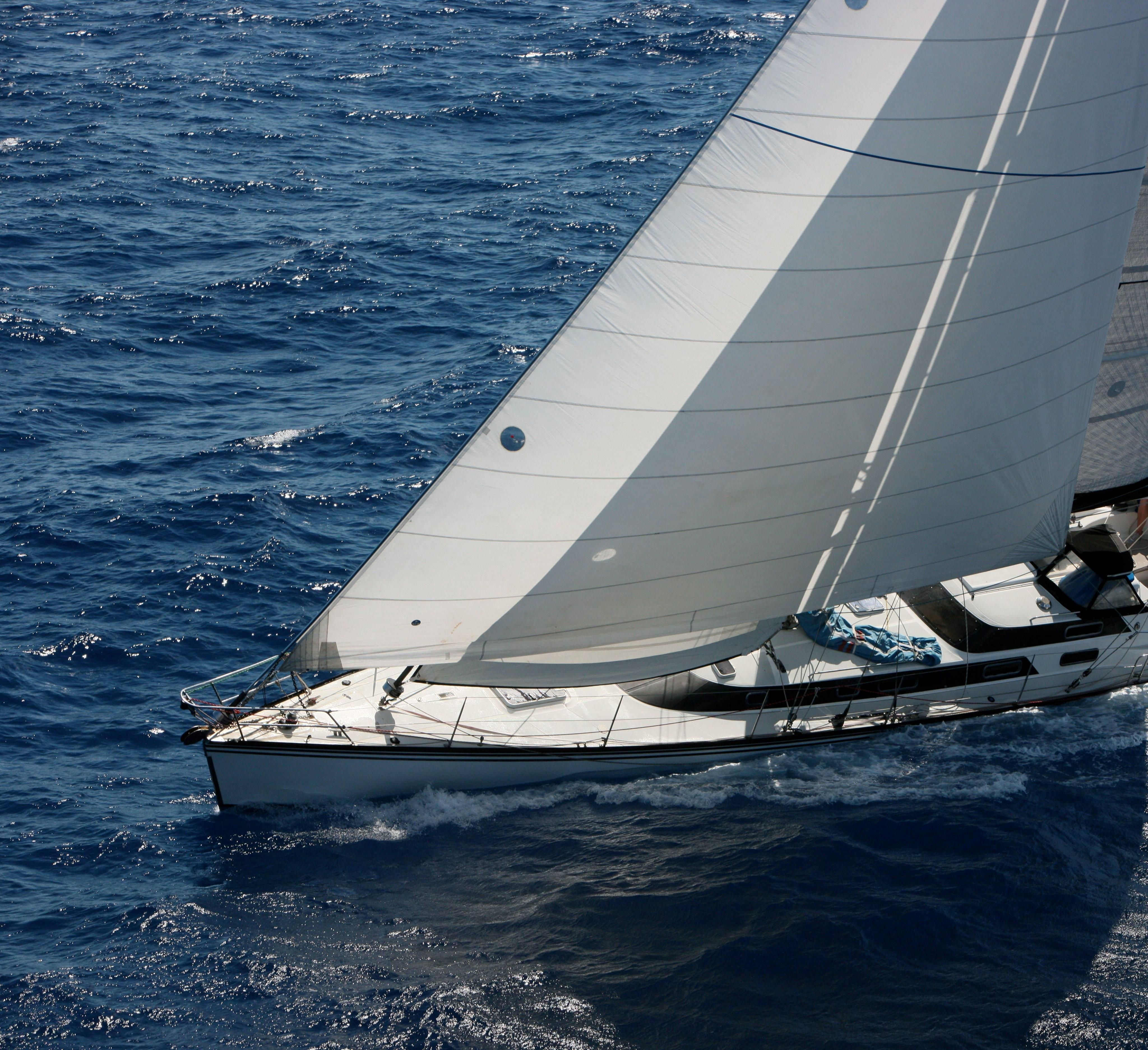 1989 MacGregor 65 Pilothouse Cutter Sail Boat For Sale ...
