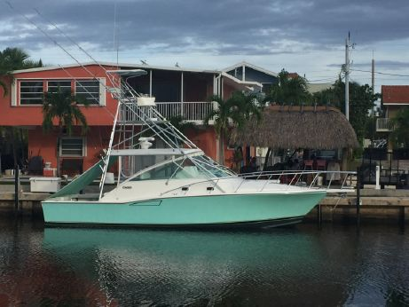 1995 Cabo Yachts 35 Express