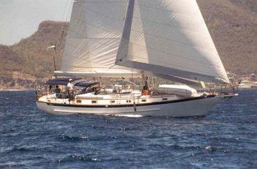 2001 Cabo Rico 45