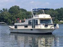 1989 Harbor Master 52 Standard Diesel