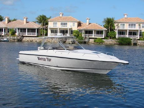 2001 Intrepid 377 Repowered with Warranty