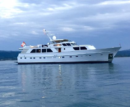 1984 Stephens Motor Yacht
