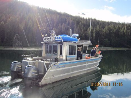 2007 Armstrong Marine Cat Lander Fisher