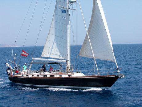 1986 Bristol Yachts Inc 56