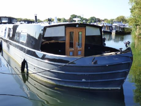 2016 Viking Canal Boats SP Longboats fit-out Widebeam