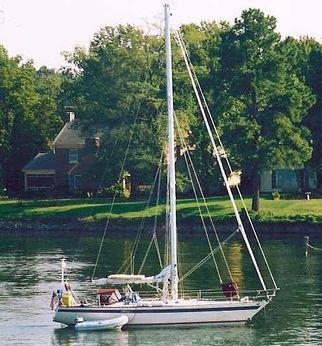 1979 Pearson 40