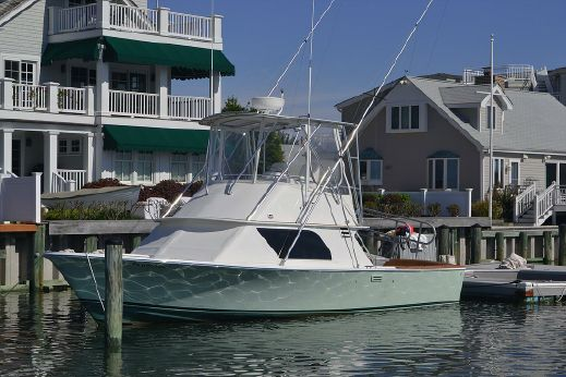 1987 Blackfin 32 Flybridge