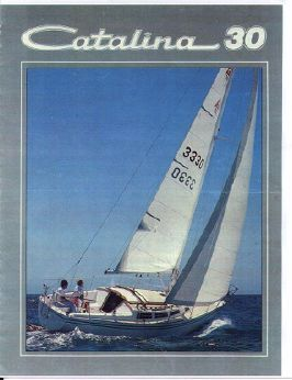 1981 Catalina Sloop