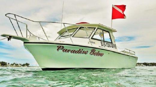 2012 Sea Hawk Island Hopper 30