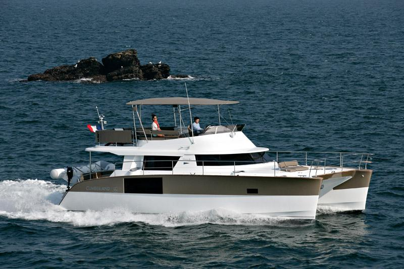 Baronissi Italy  city pictures gallery : Fountaine Pajot CUMBERLAND 47LC, Baronissi, Italy