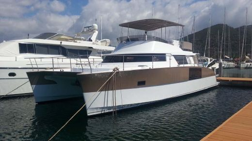 2014 Fountaine Pajot CUMBERLAND 47LC