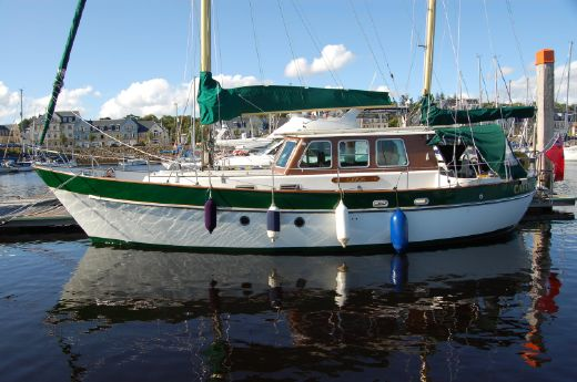 1979 Dartsailer 38 Ketch