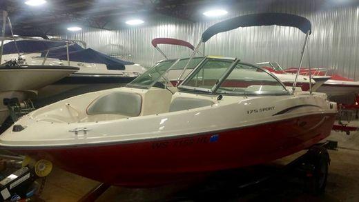 2008 Sea Ray 175 Bow Rider