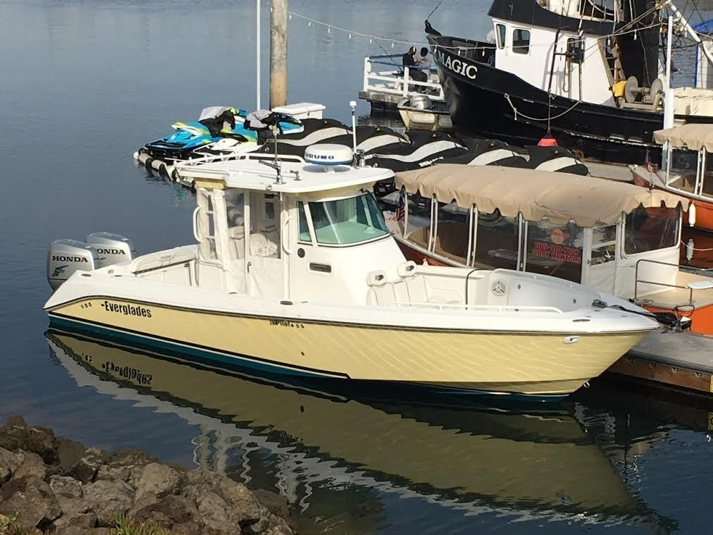 2008 Everglades 290 Pilot Power Boat For Sale Www