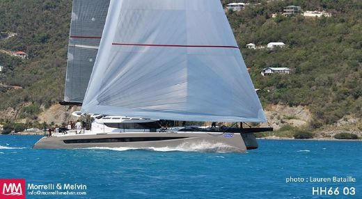 2018 Hh Catamarans HH66 Catamaran