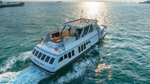 1987 Custom Harbour Queen