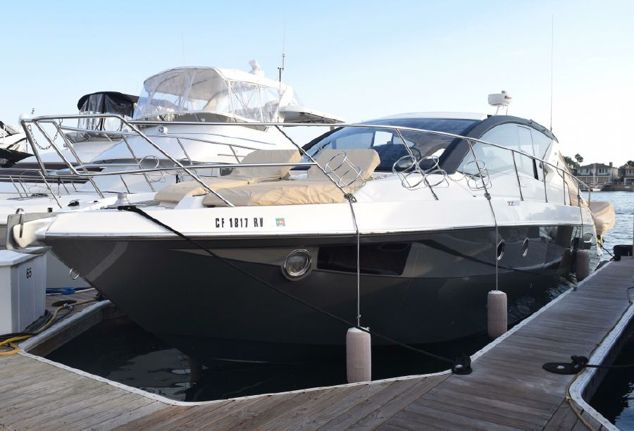 Cranchi M44HT Yacht for sale in Newport Beach