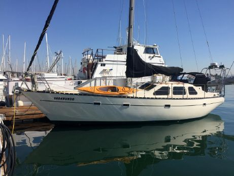 1980 Cooper 416 pilothouse sloop