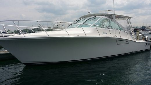 2007 Cabo Yachts 40 EXPRESS
