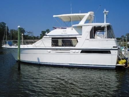 1997 Jefferson 43 AC/MY